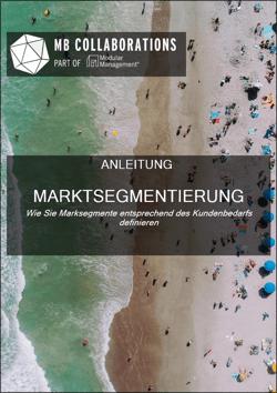 Cover-Marktsegmentierung-Modularisierung