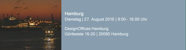 Seminar-Modularisierung-Location,Hamburg